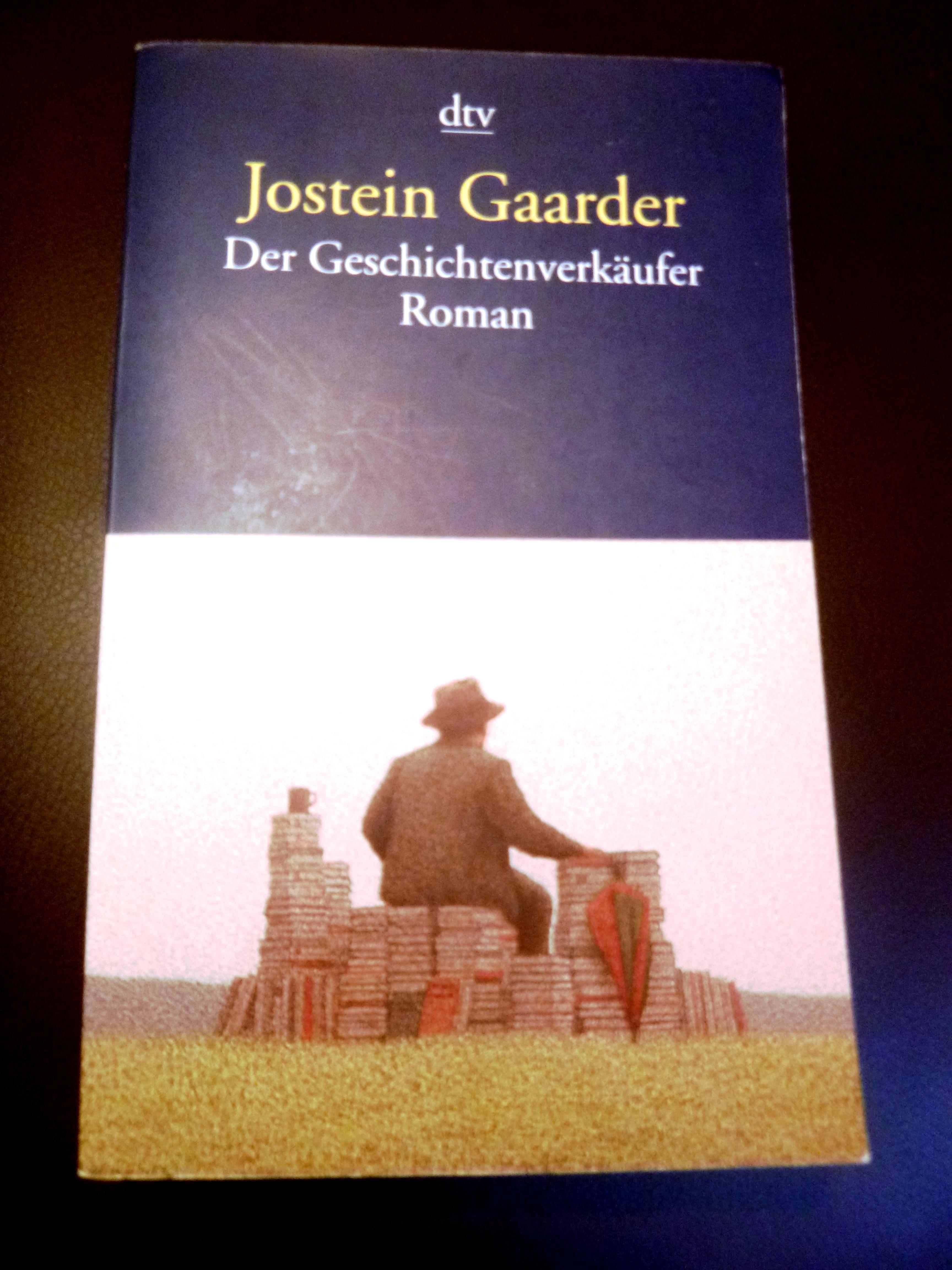 Geschichtenverkäufer_Jostein Gaarder