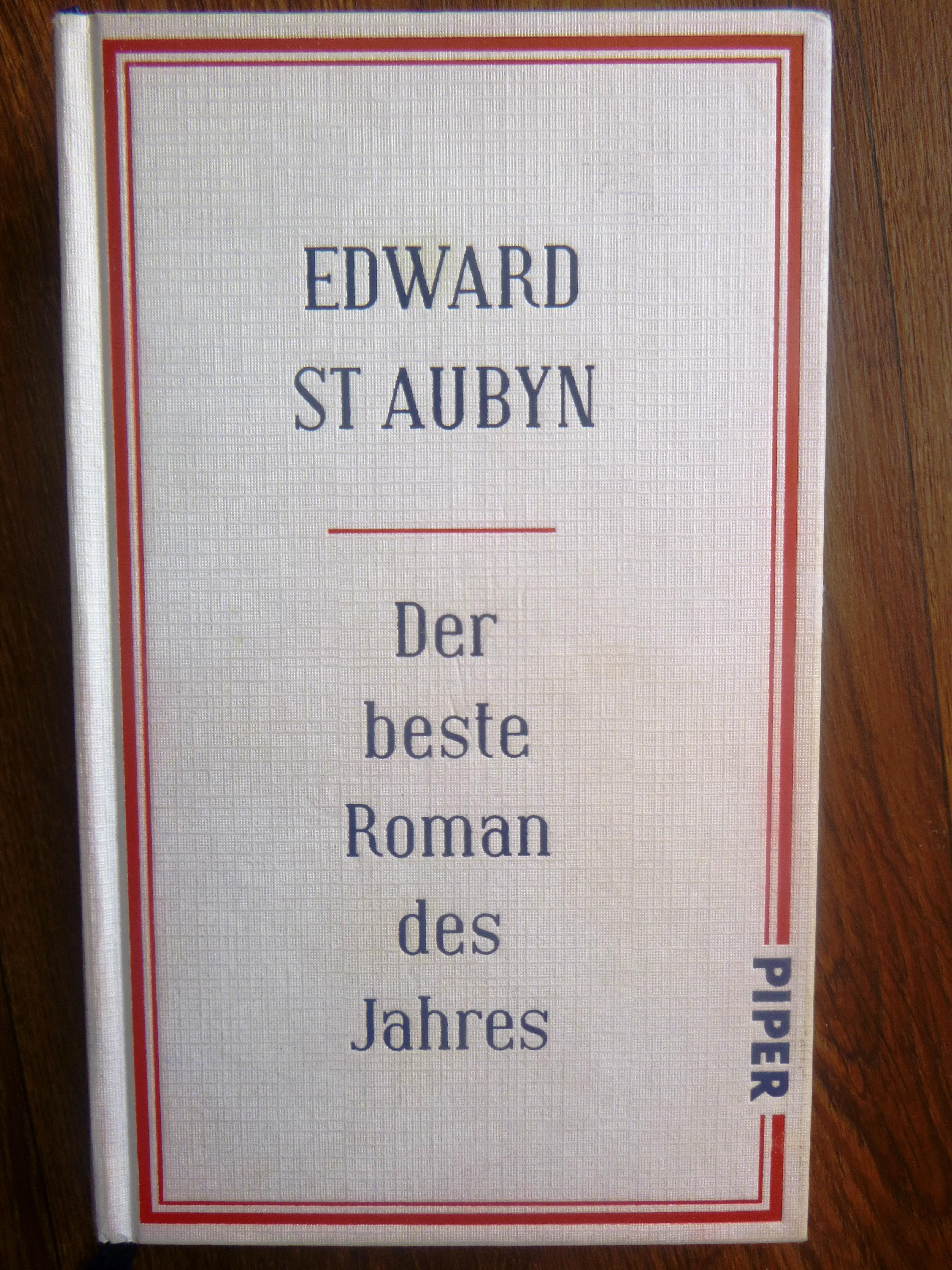 St.Aubin_ Der beste Roman des Jahres