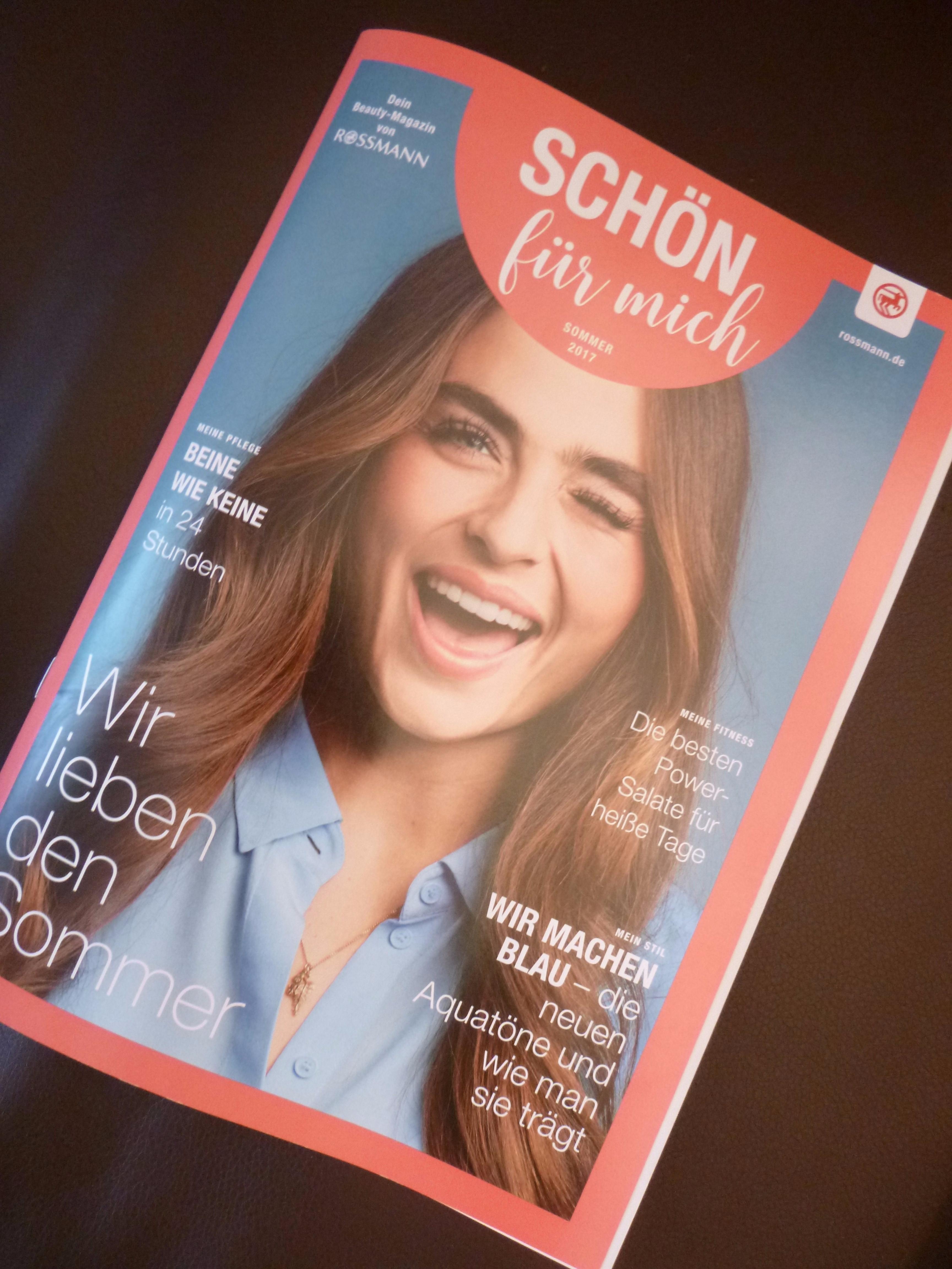 Schön für mich - Rossmann-Eigenmagazin