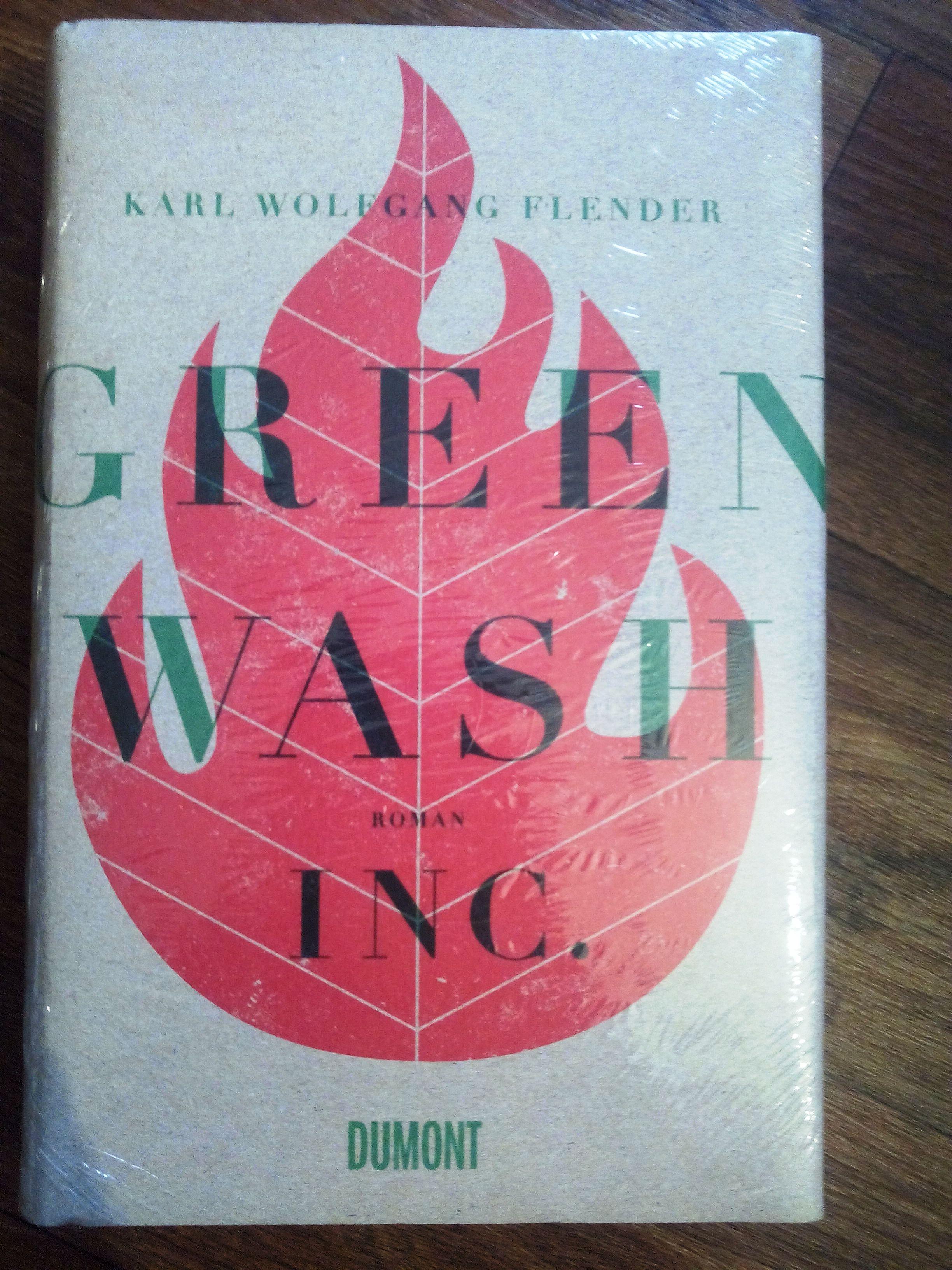 Green Wash Inc. von Karl Wolfgang Flender