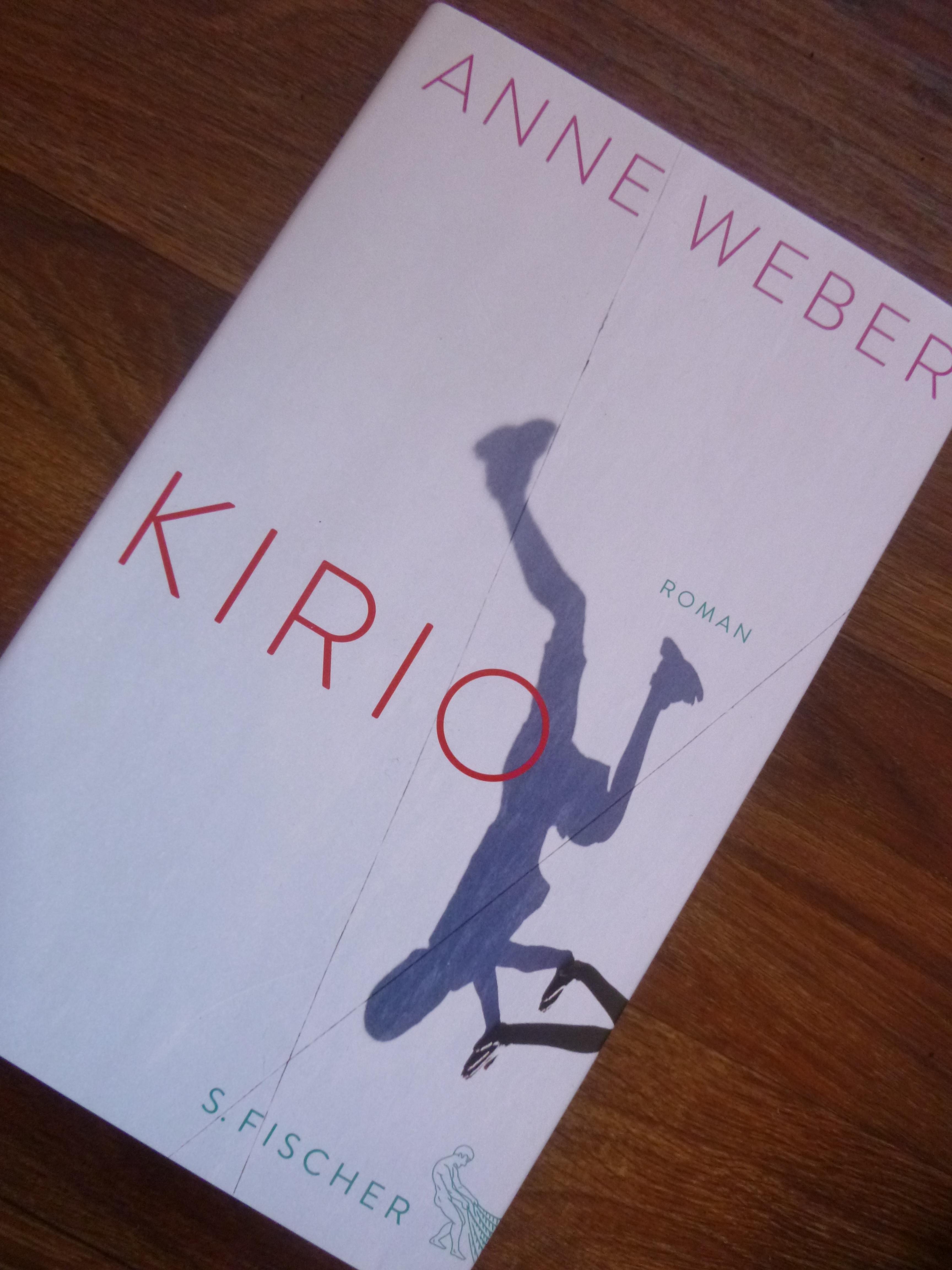 Anne Weber - Kirio