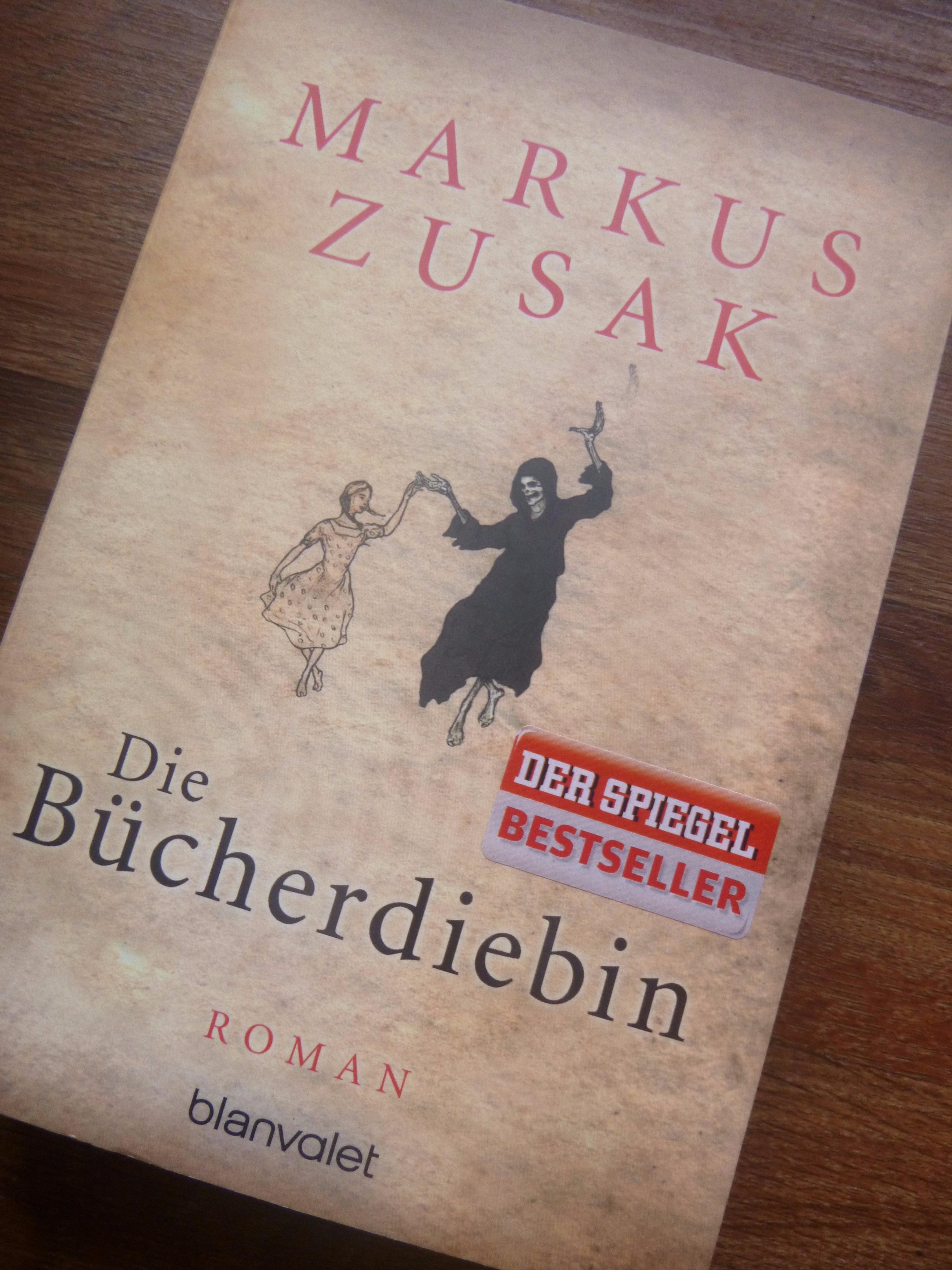 Die Bücherdiebin von Markus Zusak