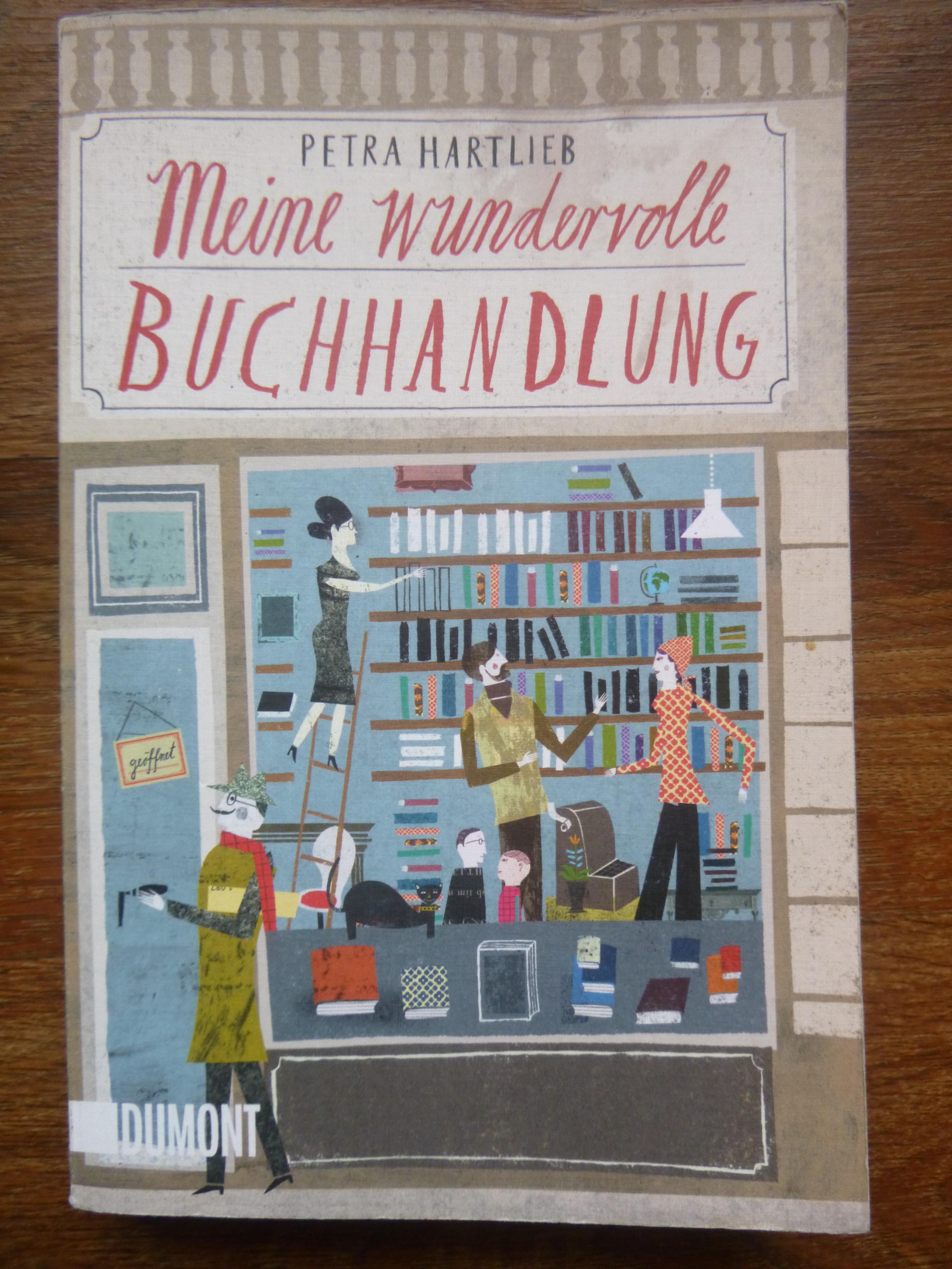 Petra Hartlieb - Meine wundervolle Buchhandlung