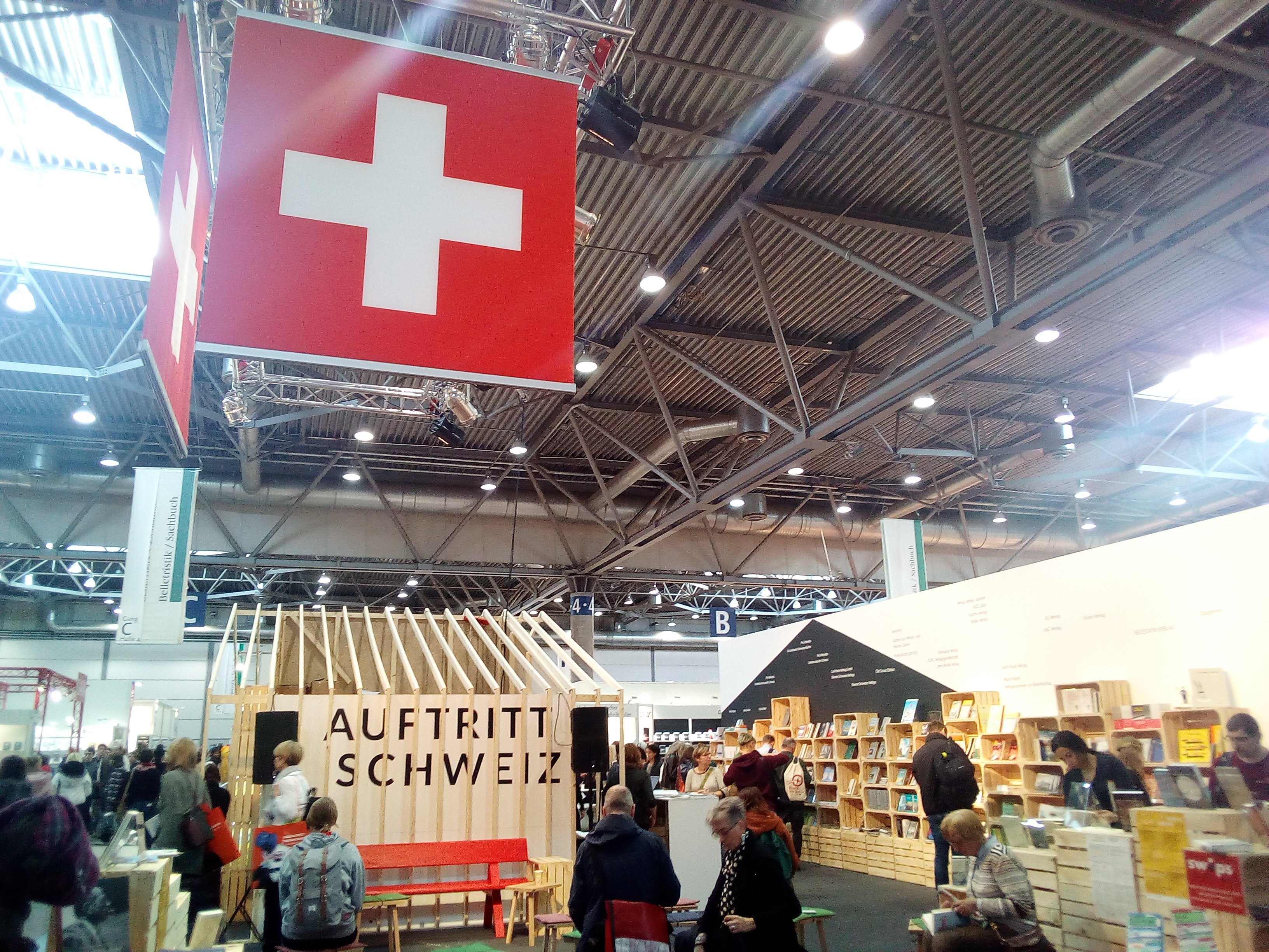 Gastland Schweiz